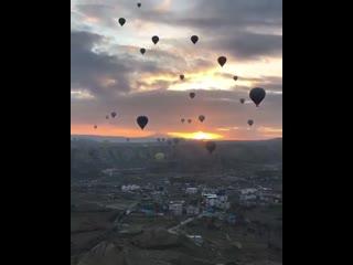 Каппадокия и воздушные шары