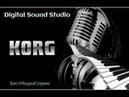 Загрузка звуковых программ и сэмплов в синтезатор Korg Pa600