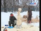 Фестиваль «Шуйский студенец» собрал сотни любителей зимних забав