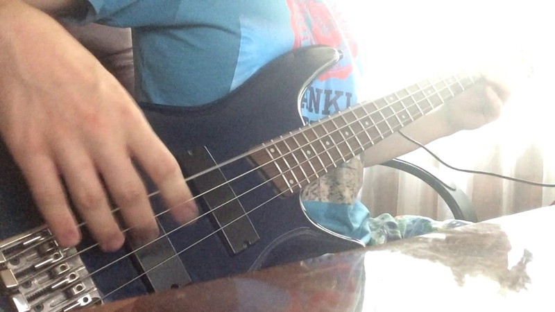 Bass Cover - Red Hot Chili Peppers - Suck my kiss