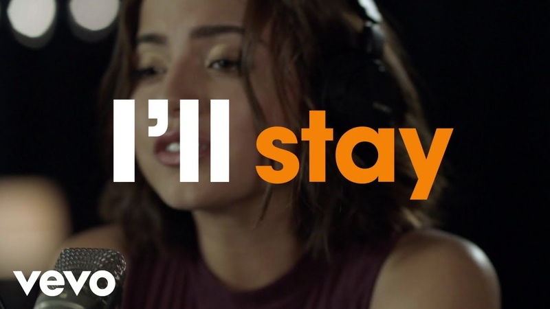 Isabela Moner - I'll Stay (from Instant Family / Lyric Video)