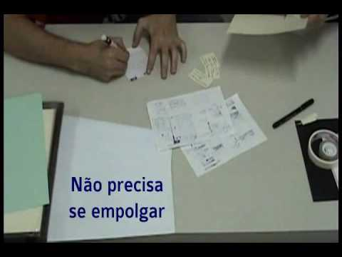 Prototipagem em Papel - Paper Prototyping Tutorial