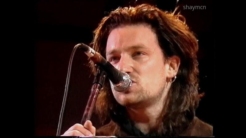 U2 : Sunday Bloody Sunday (HQ) Live Self Aid Dublin 1986