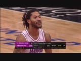 Болельщики «Чикаго» скандировали «MVP» в адрес Деррика Роуза