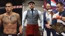 Новый бизнес МакГрегора, боец UFC пожелал Конору победы, чемпион М-1 ведет переговоры с UFС