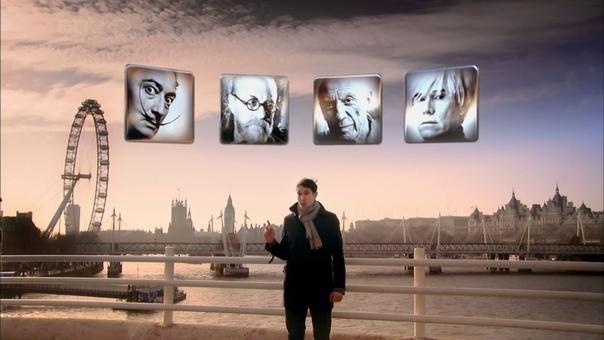 C: Modern Masters В цикле документальных фильмов BBC о художниках авторы берут четырех гениев (Матисс, Пикассо, Дали, Уорхол), о которых снято и написано немало, и, что удивительно, даже в этом