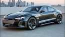 Audi e-tron GT Concept - Four-Door Gran Turismo With Electric Drive