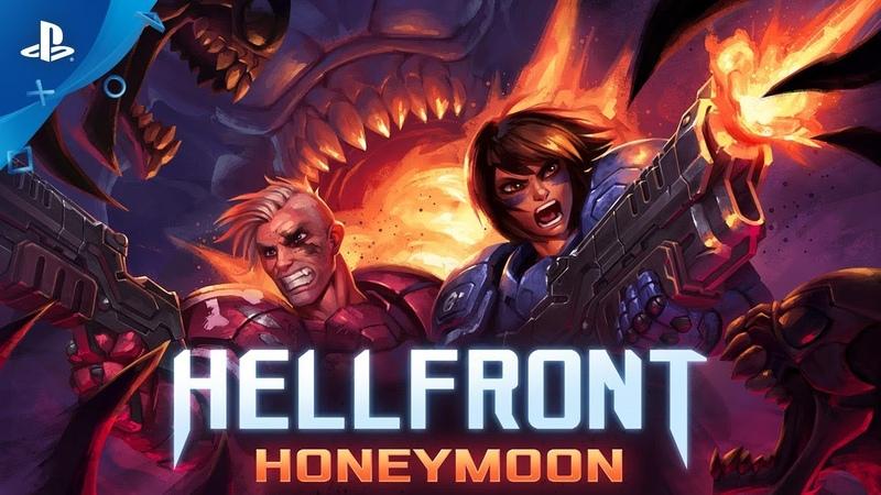 Hellfront: Honeymoon - Launch Trailer | PS4