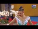 Золото. Художественная гимнастика. Александра Солдатова