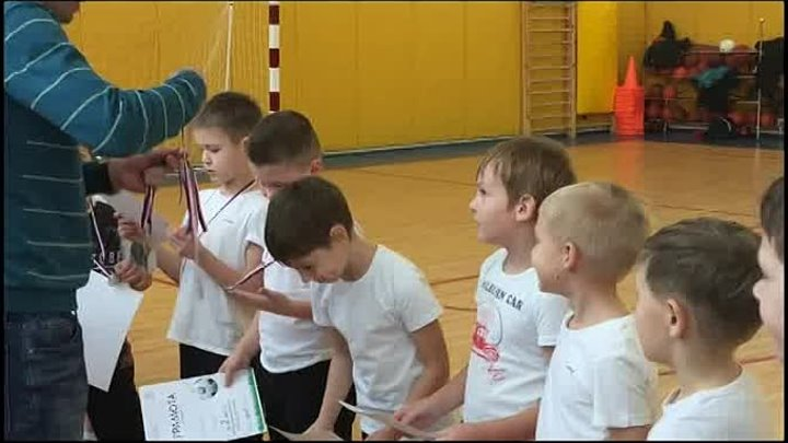 Школьная Супер лига по футболу (Москва) Солла Лев 2 место