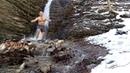 Ущелье Уч-Кош. Водопад Оксек