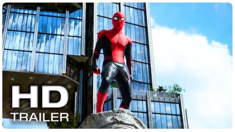 3 трейлер Человека-паука: Вдали от дома (2019)HD