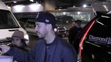 Mike Shinoda arriving to Sundance Film Festival at Salt Lake City Airport in utah mp4 HD
