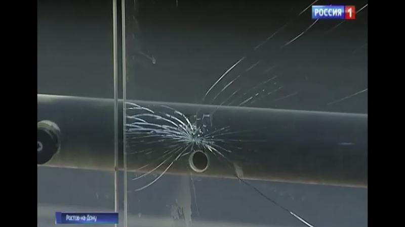 Антивандальные остановки не выдерживают натиск ростовских хулиганов