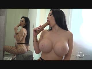 Aletta big ass,milf,big tits,brunette,solo,2018,hd