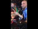 Michael Todd в шаге от драки с Travis Bagent