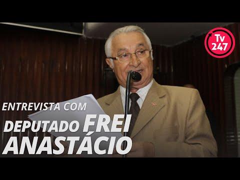 Deputado Frei Anastácio comenta mortes do MST na Paraíba