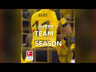FUT 19 | Bundesliga Team of the Season | Vote now!