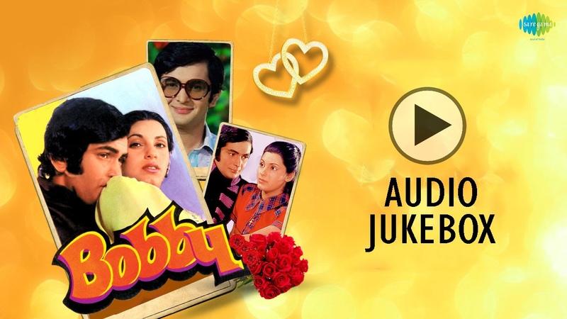 Bobby (1973) All Songs Jukebox | Rishi Kapoor, Dimple Kapadia | Superhit Hindi Songs