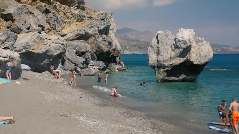 51 лучших пляжей Западного Крита | 51 Best Beaches of West Crete