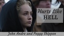 Hurts Like Hell John Andre and Peggy Shippen TURN AMC