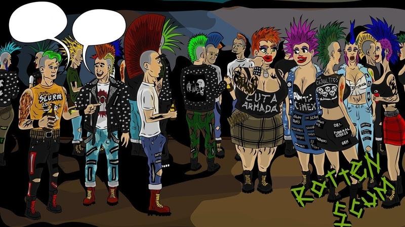 Суть панк-культуры.