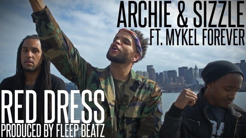 Archie Sizzle - Red Dress (ft. Mykel Forever) [Official Music Video]