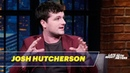 Josh Hutcherson's Grandfather Tried to Give Him a Bondage Bed for His Birthday