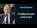 Николай Стариков о цифровизации и росте цен
