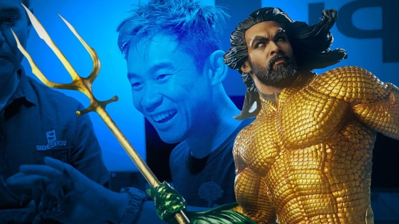 Aquaman - Behind the Scenes with James Wan and Sideshow Collectibles
