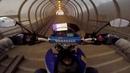 @ Yamaha XT660X some wheelies stairs gymkhana SHOT 100% on GoPRo