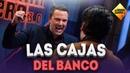 Ben Affleck y Oscar Isaac juegan a las cajas del banco - El Hormiguero