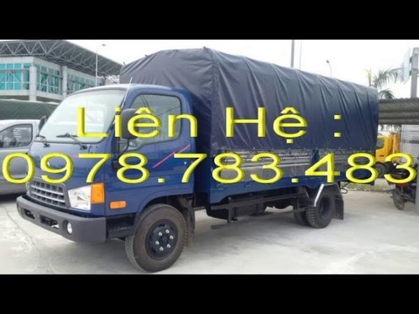 Hyundai Cao Bang , Bac kan , Yen Bai | Ban tra gop hyundai 7 tan - 8 tan | hyundai nang tai