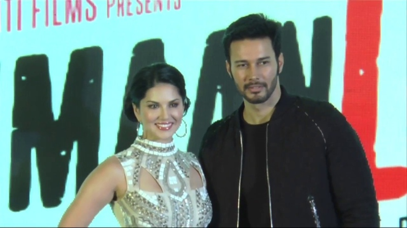 Beiimaan Love Promotions- Sunny Leone And Rajneesh Duggal