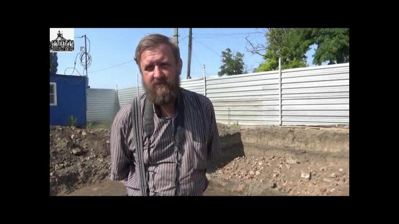 Новый пригород Золотоордынского Азака