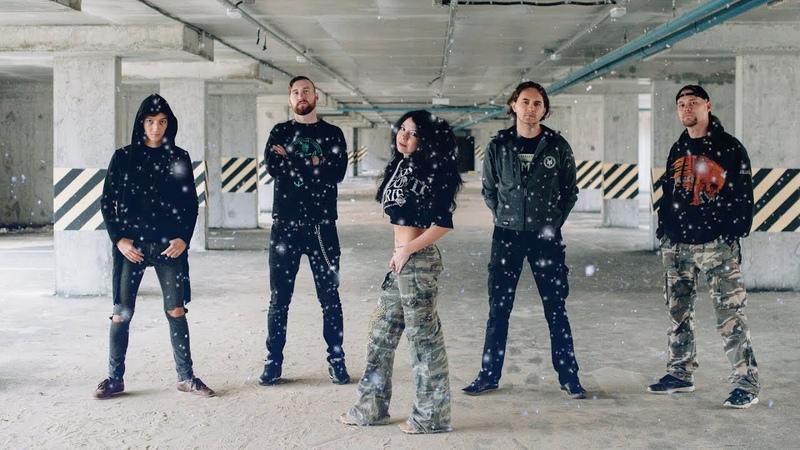 Багира - Новогодняя (Дискотека Авария metal cover)
