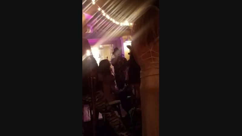 7 ноября 2018 Свадьба сестры Бруно Таити и Билли 1