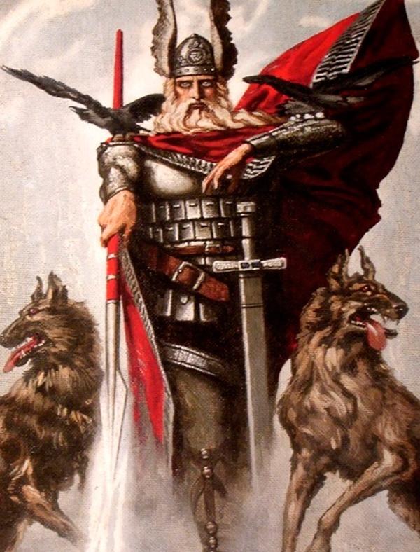 Германский бог