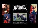 KABBAL Fra Extra Sensorial Journey Death metal old brutal death France