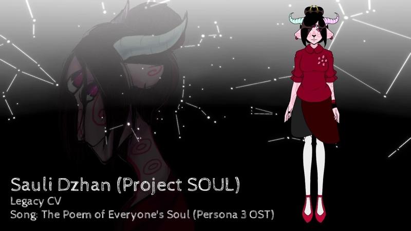 【UTAU DEMO】Sauli Dzhan (Project SOUL)