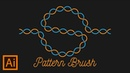Adobe Illustrator Trick : How to Create Pattern Brush Part 2