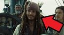 Кракен нападает на Черную Жемчужину, Пираты Карибского Моря: Сундук Мертвеца
