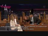 Джиджи Хадид на шоу Джимми Фэллона