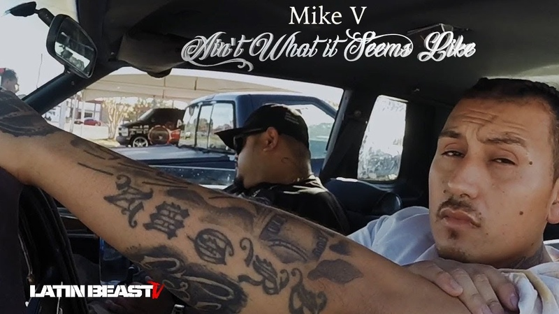 Mike V - Aint What It Seems Like (Official Music Video)