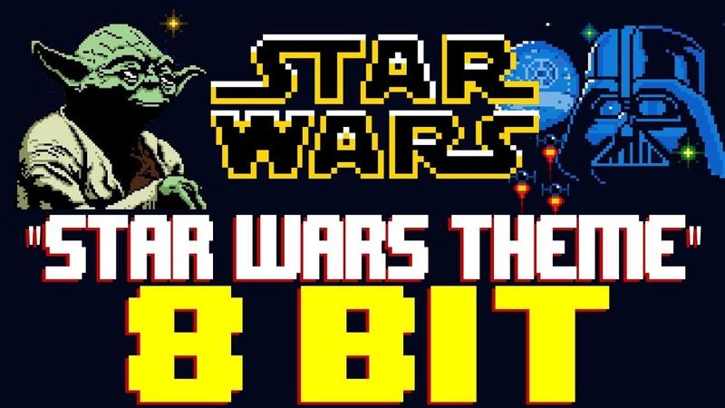 Star Wars Theme [8 Bit Tribute to John Williams] - 8 Bit Universe