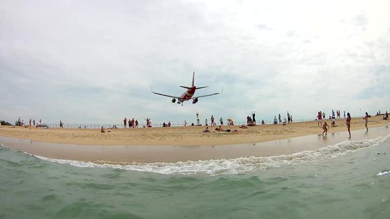 Nai Yang Beach Airport viewpoint