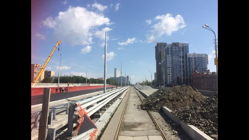 Успеют ли к 1 июля запустить Макаровский мост