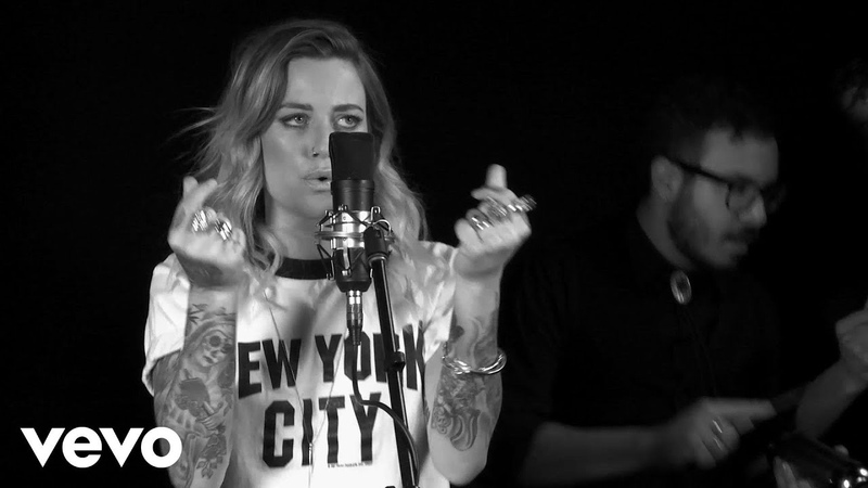 Gin Wigmore - VEVO Originals Performance: Written In The Water (Official Video)