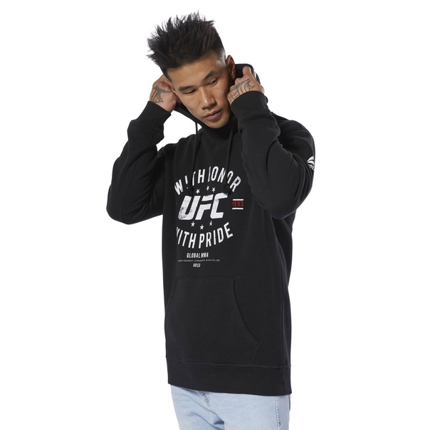 Худи UFC Fan Gear Honor and Pride