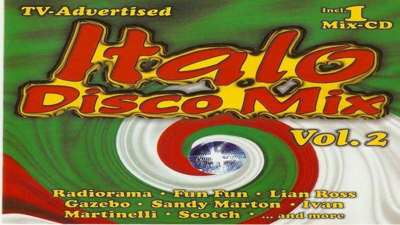 Italo Disco Mix Vol. 2